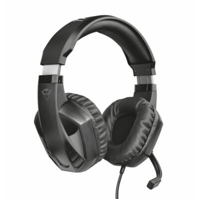 Trust GXT 412 Celaz Multiplatform Gaming Headset Black
