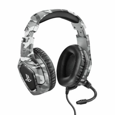 Trust GXT 488 Forze-G PS4 Gaming Headset Grey