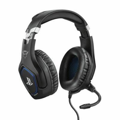 Trust GXT 488 Forze PS4 Gaming Headset Black