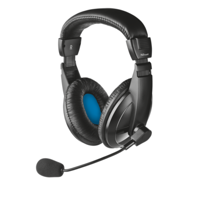 Trust Quasar Headset Black