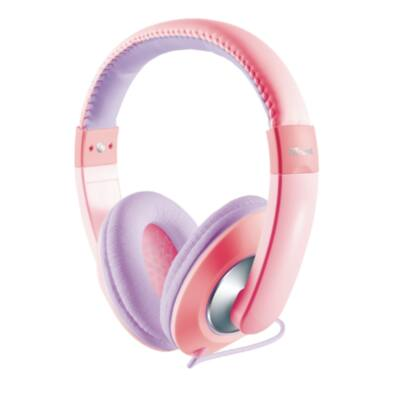 Trust Sonin Kids Headphone Pink