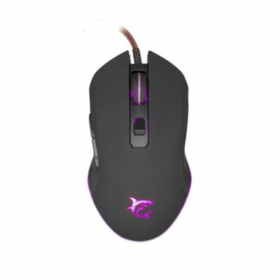 White Shark GM-3001 Cyrus Gaming mouse Black
